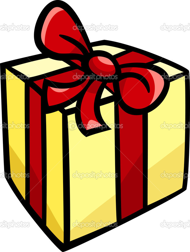 Best Birthday Present Clipart #27420 - Clipartion.com