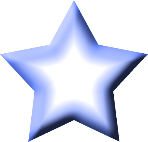 Blue Star Pics About Space
