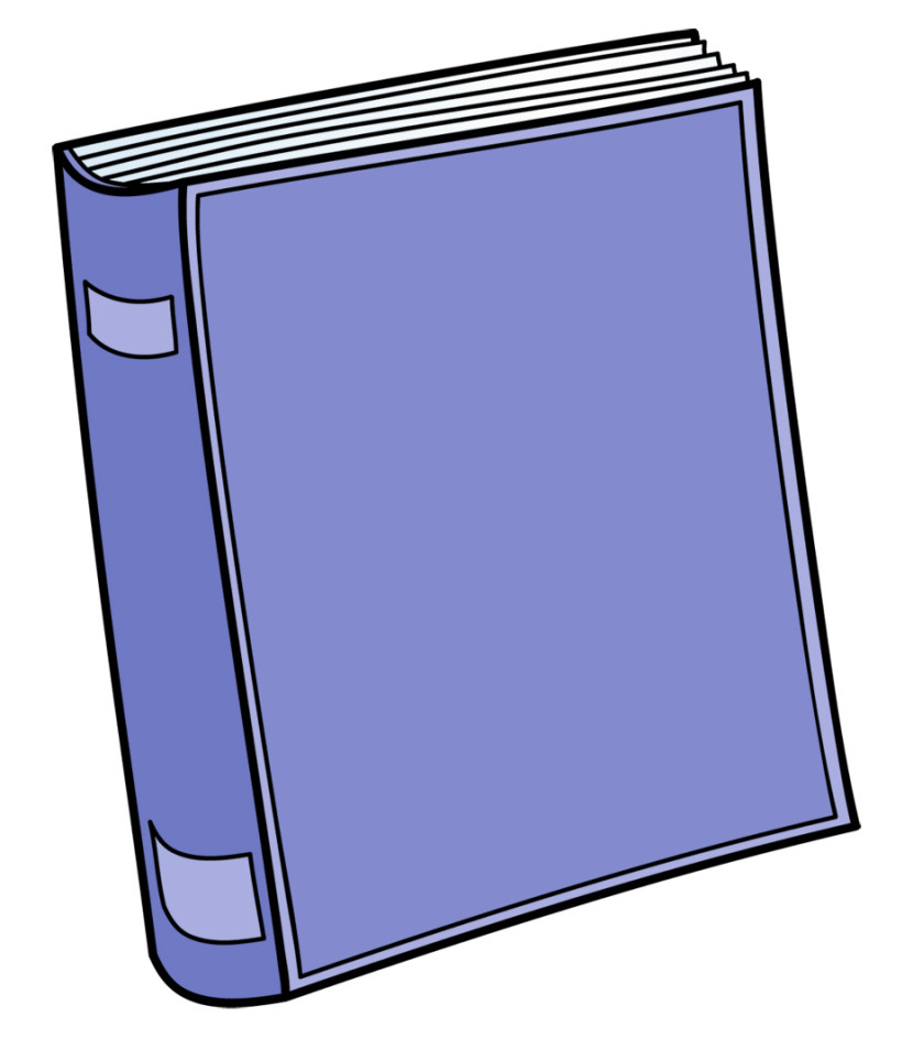 Book Clipart