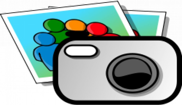 Camera Clipart Vector Free Download
