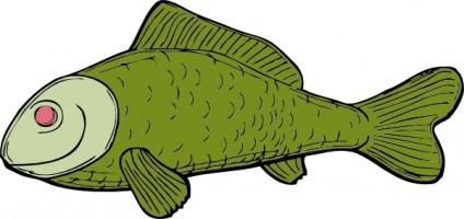 Cartoon Fish Free Vector