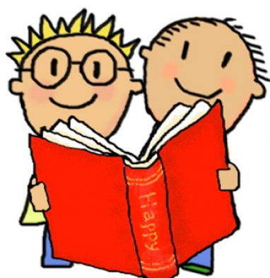 Childrens Book Clipart