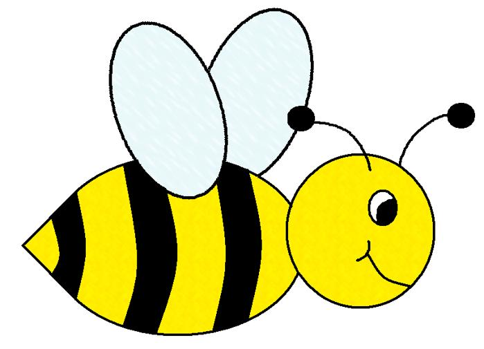 Clip Art Hoard Honey Bee Clipart