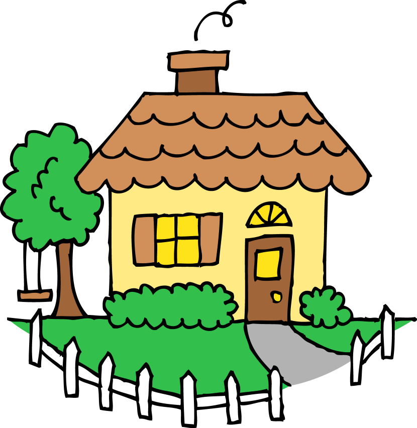 Clipart House Free