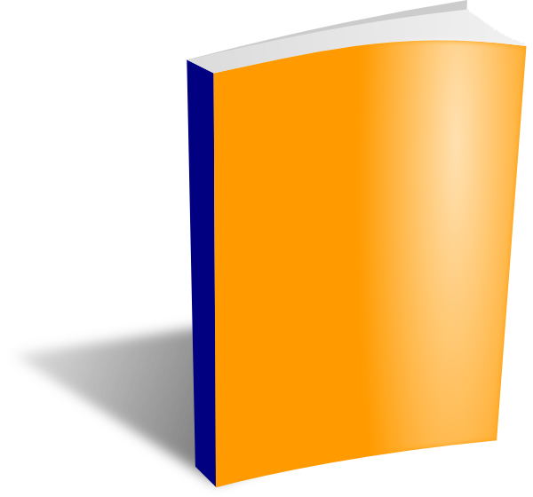 Closed Book Clipart - Clipartion.com