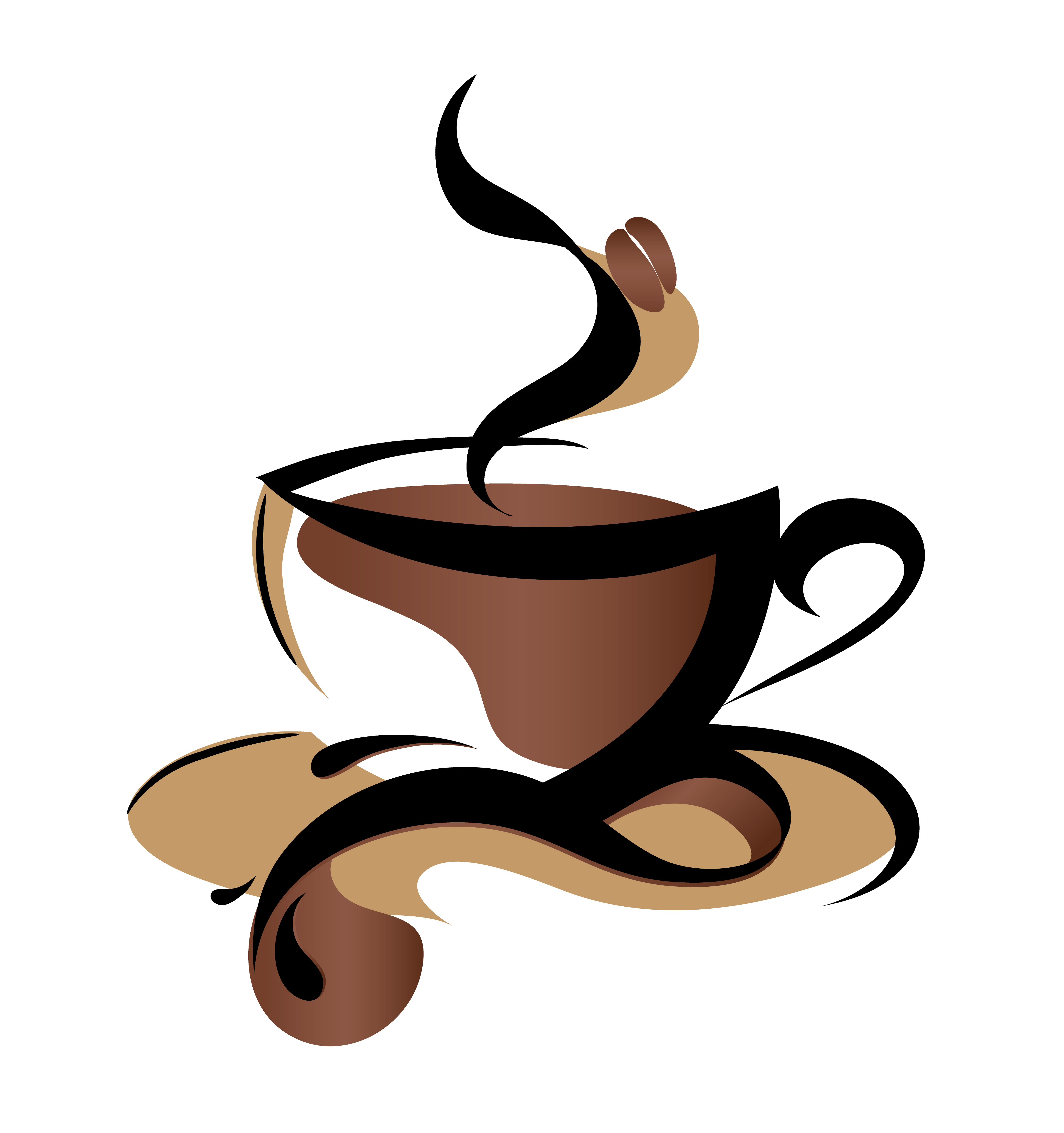 Coffee Steam Clipart