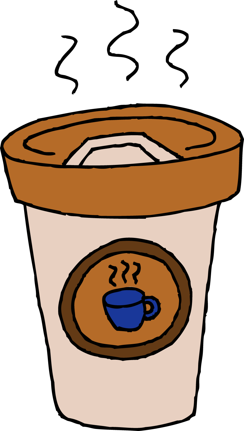 Coffee To Go Clipart Free