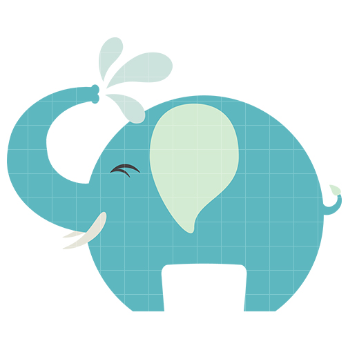Cute Elephant Clipart Cute Elephant