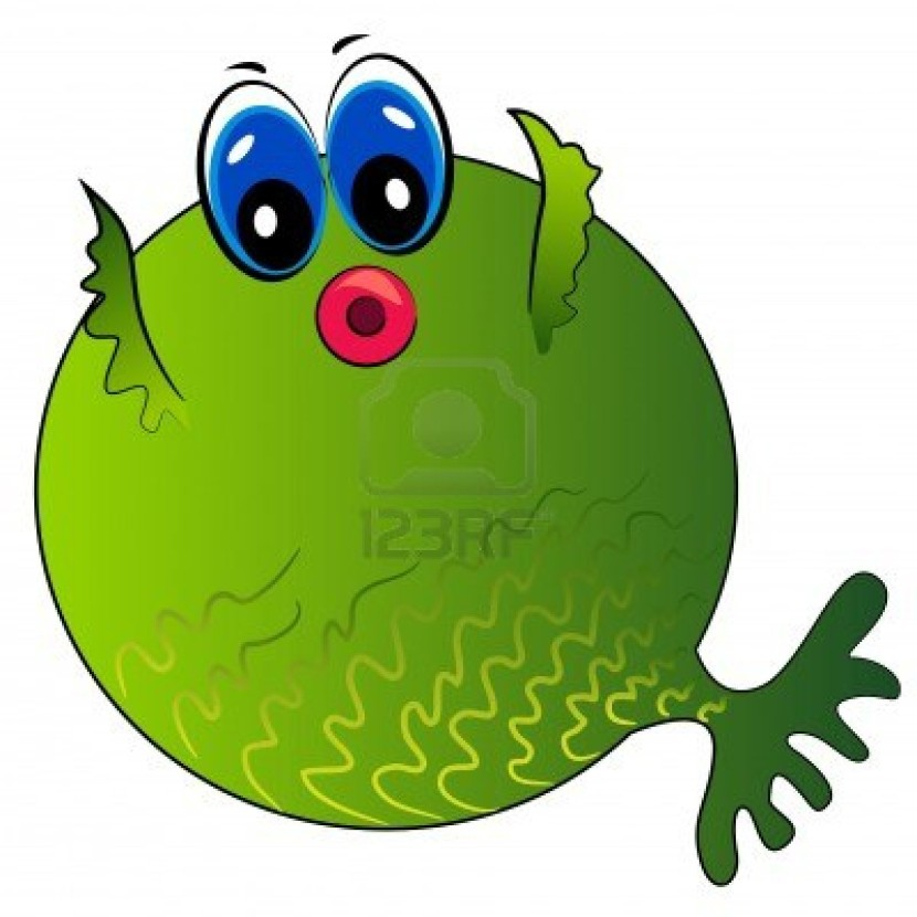 Best Cute Fish Clipart 27503