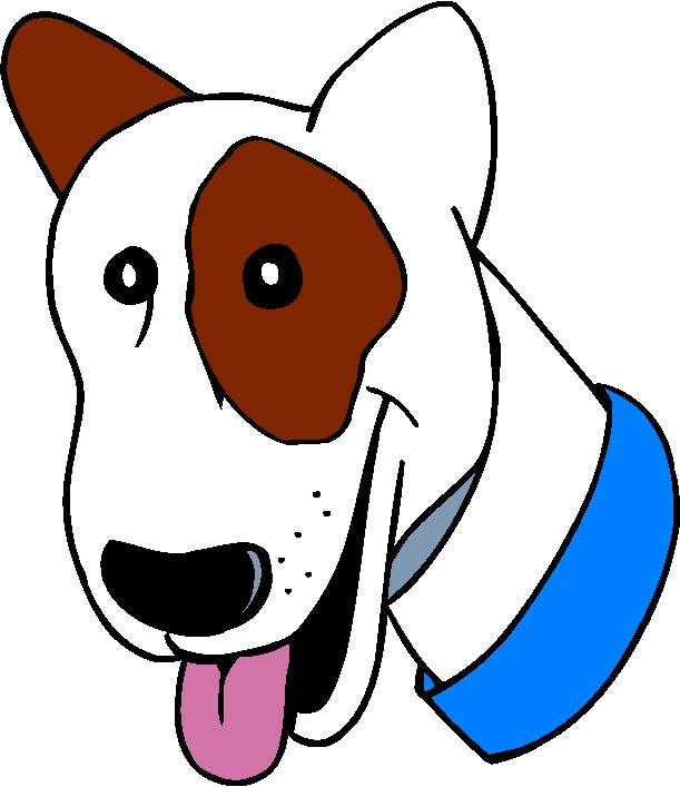 Dog Face Cartoon Images