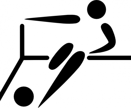 Download Olympic Sports Futsal Pictogram Vector Free