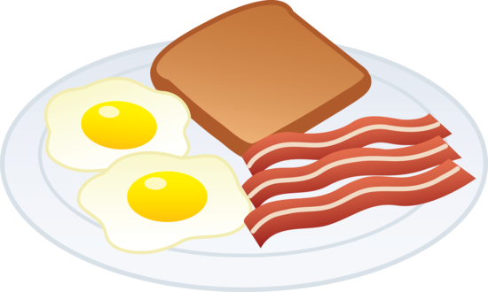 Eggs Bacon And Toast Free