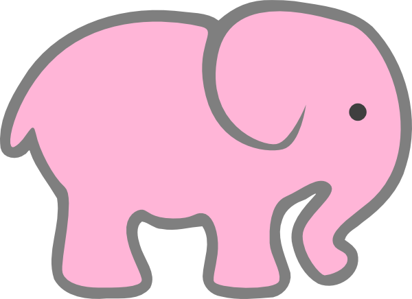 Elephant Clipart Baby Shower Free