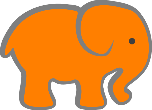 microsoft clip art elephant - photo #18