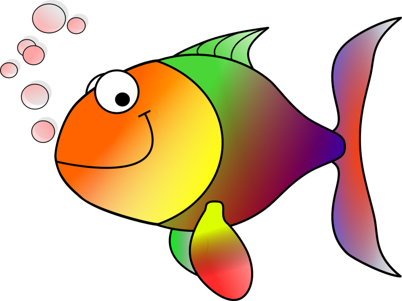 Fish Free Clipart