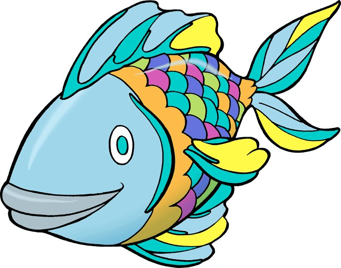fish clipart drawing - photo #50