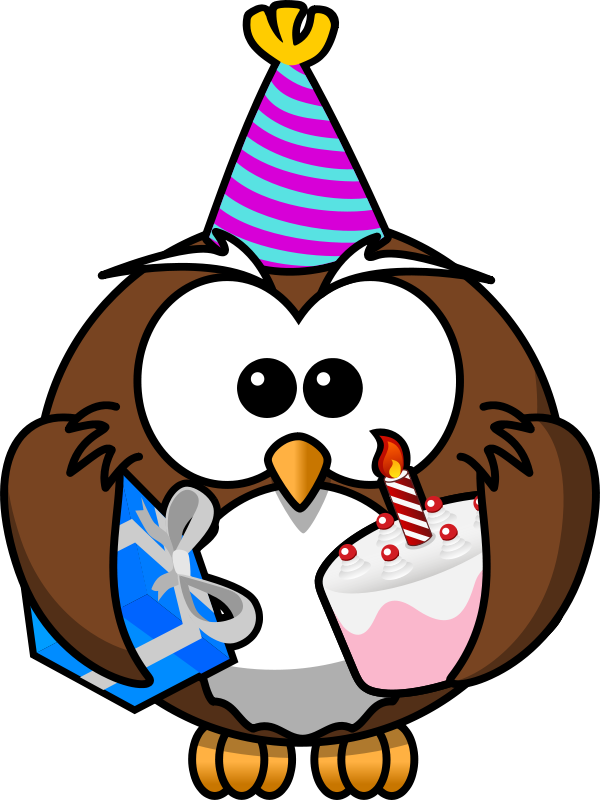 Free Birthday Clipart Animations Vectors