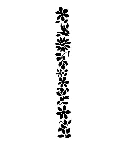 Free Floral Borders