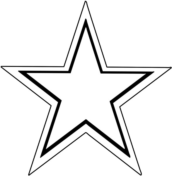Free Gold Star Clipart Gold Star Images