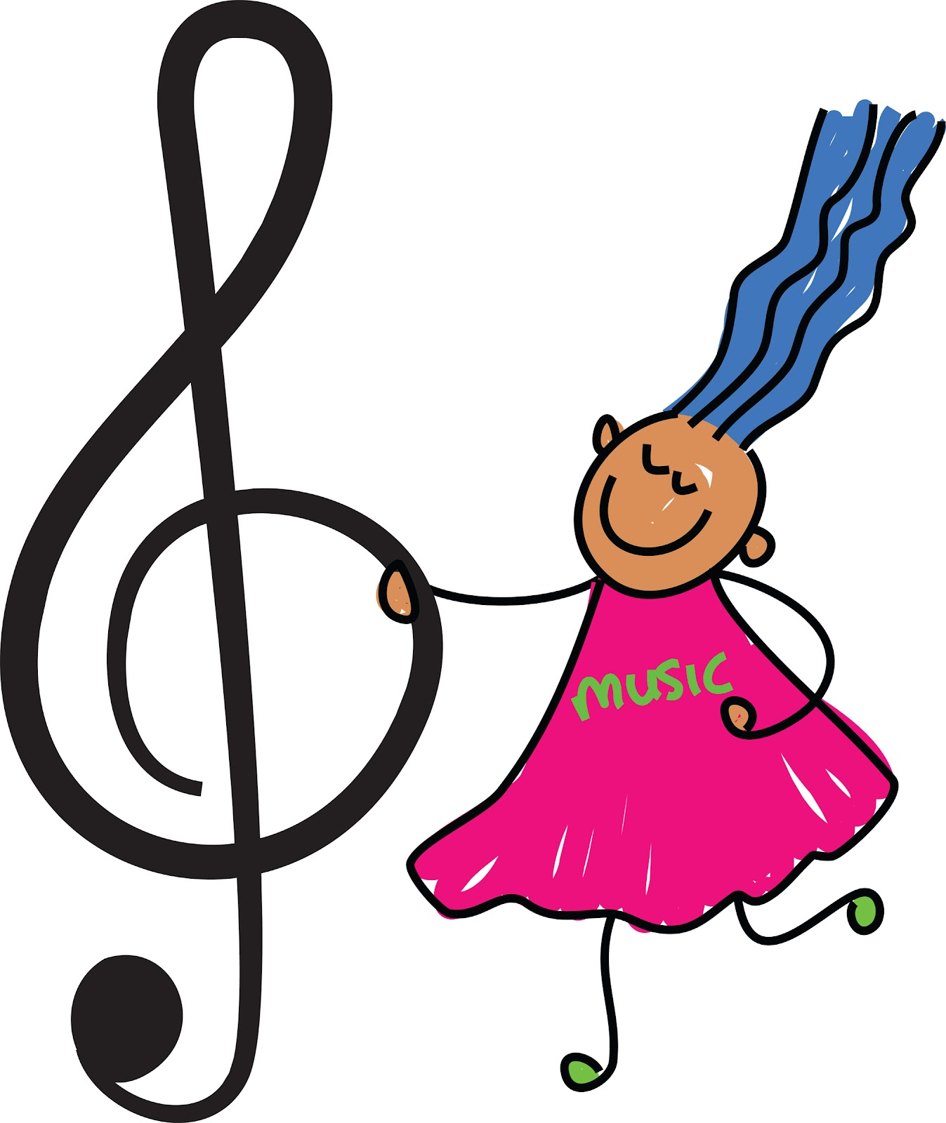 music clipart clipartion