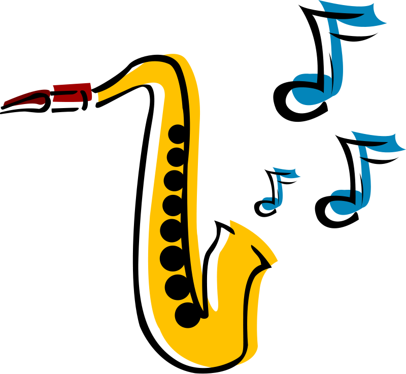 Free Music Note School Clipart