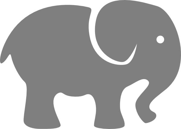 Free Printable Elephant Template Google Search Shower Ideas