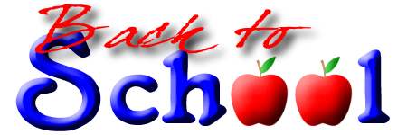 Free Quot Back To School Quot