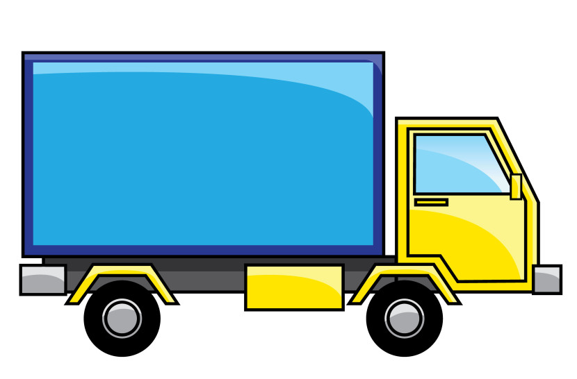 Free Truck Clipart Truck Icons Truck Graphic Clipart
