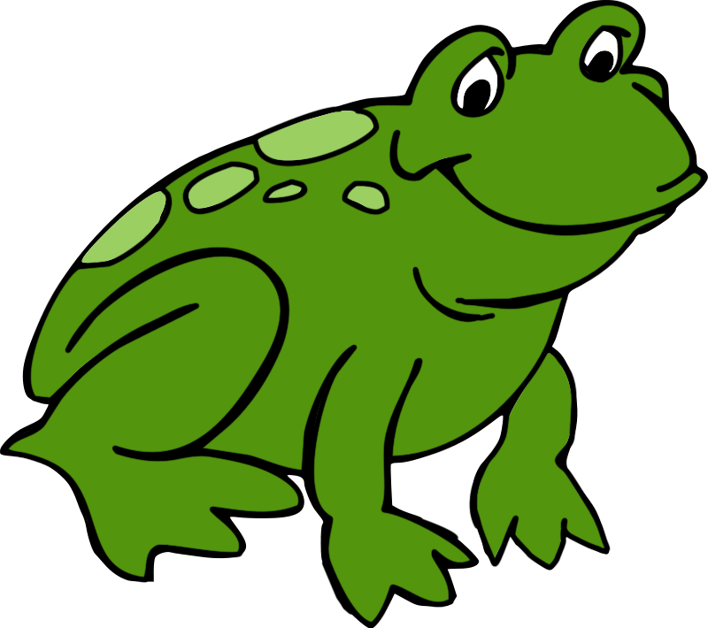 Best Frog Clipart #25435 - Clipartion.com