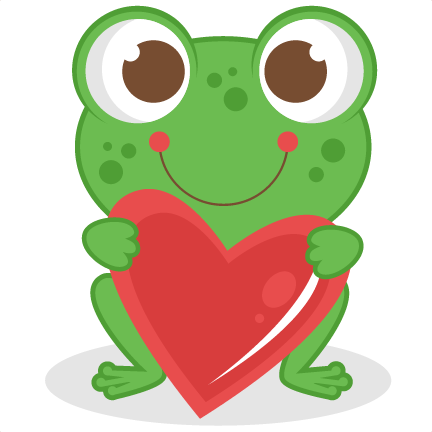 Frog Cute Clipart Image