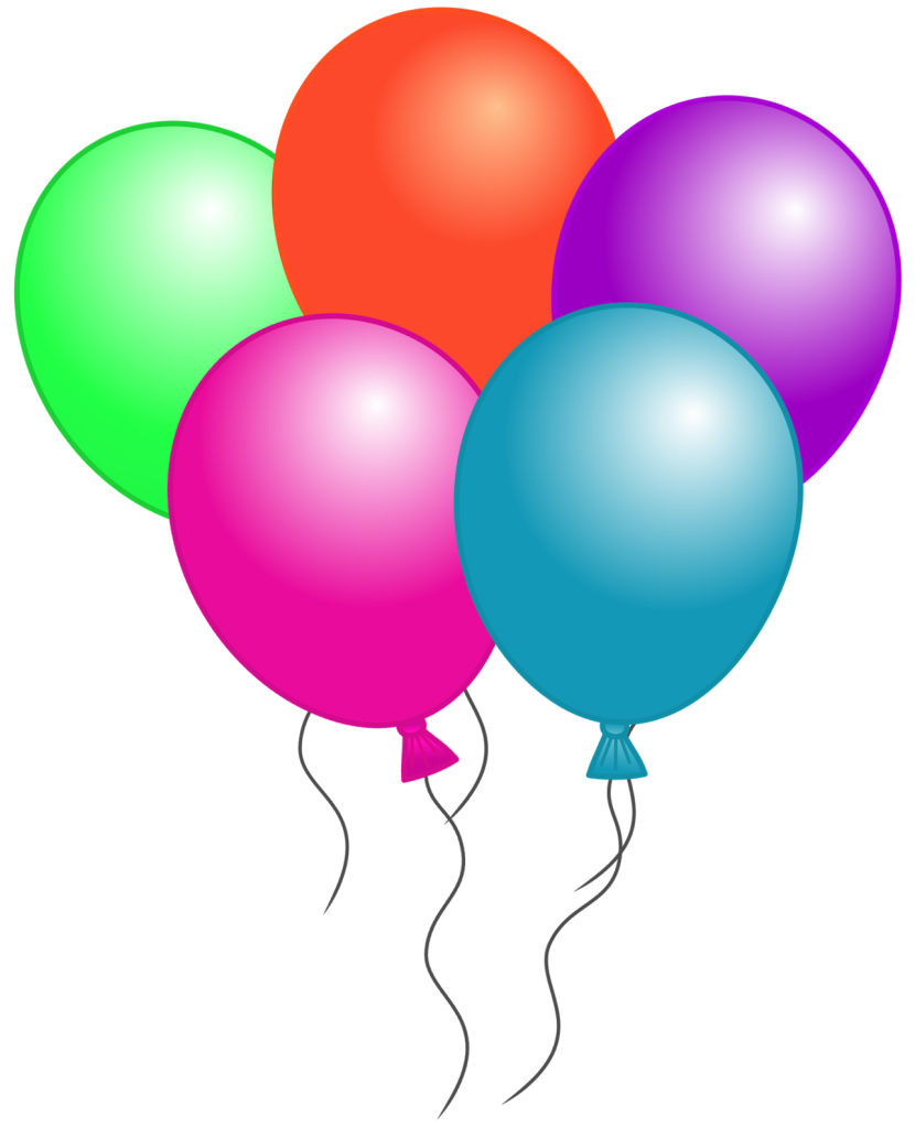 Gallery For Free Images Birthday Balloons