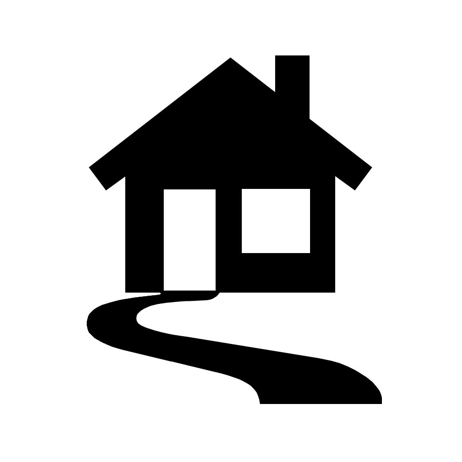Best House Clipart Black and White #27224 - Clipartion.com