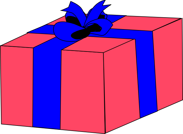 Gift Box At Vector Online
