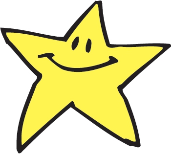 Gold Star Clipart Star