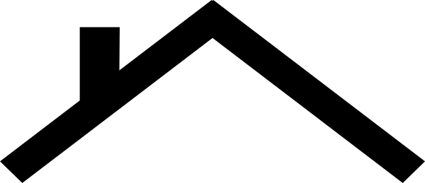 House Roof Outline Clipart Free