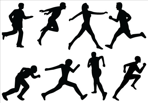 Image Sports Silhouettes