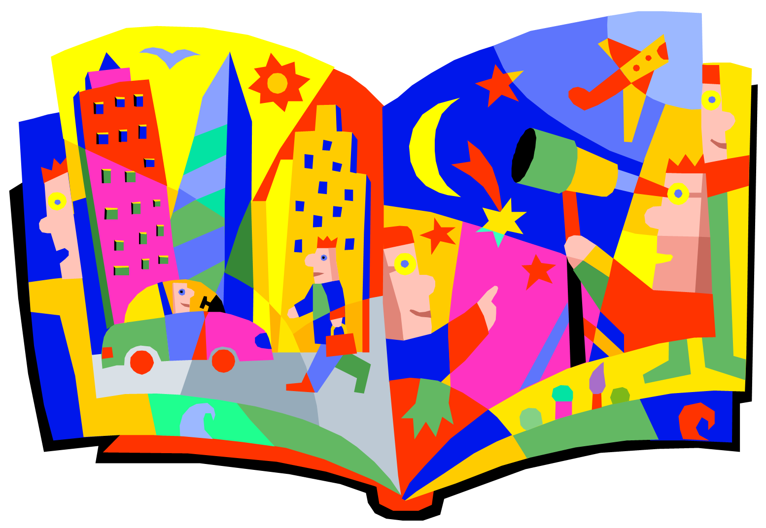 Library Free Clipart