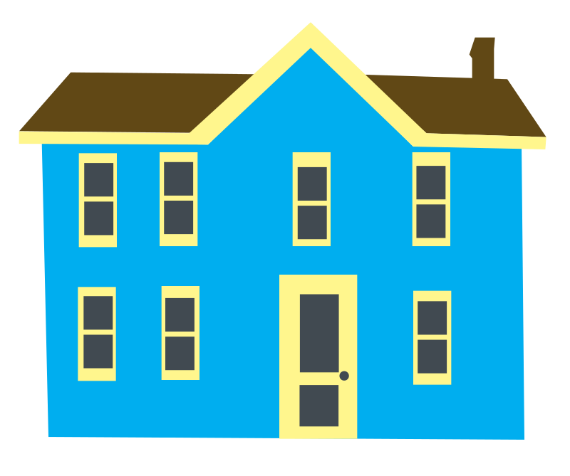 Building A New House Cartoon : House clipart clipartion