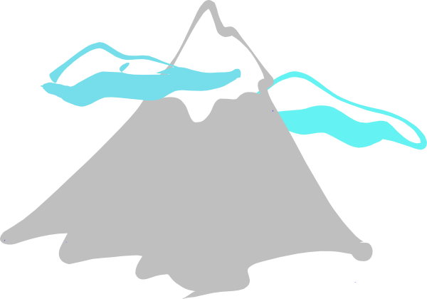 Mountain Clipart Mountain Peak Logo At Vector