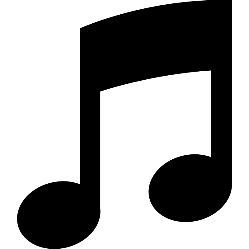 Music Notes Clipart No Background
