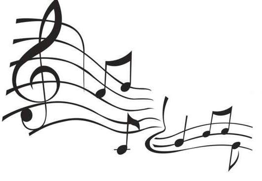 Music Notes Music Notes Music And Music