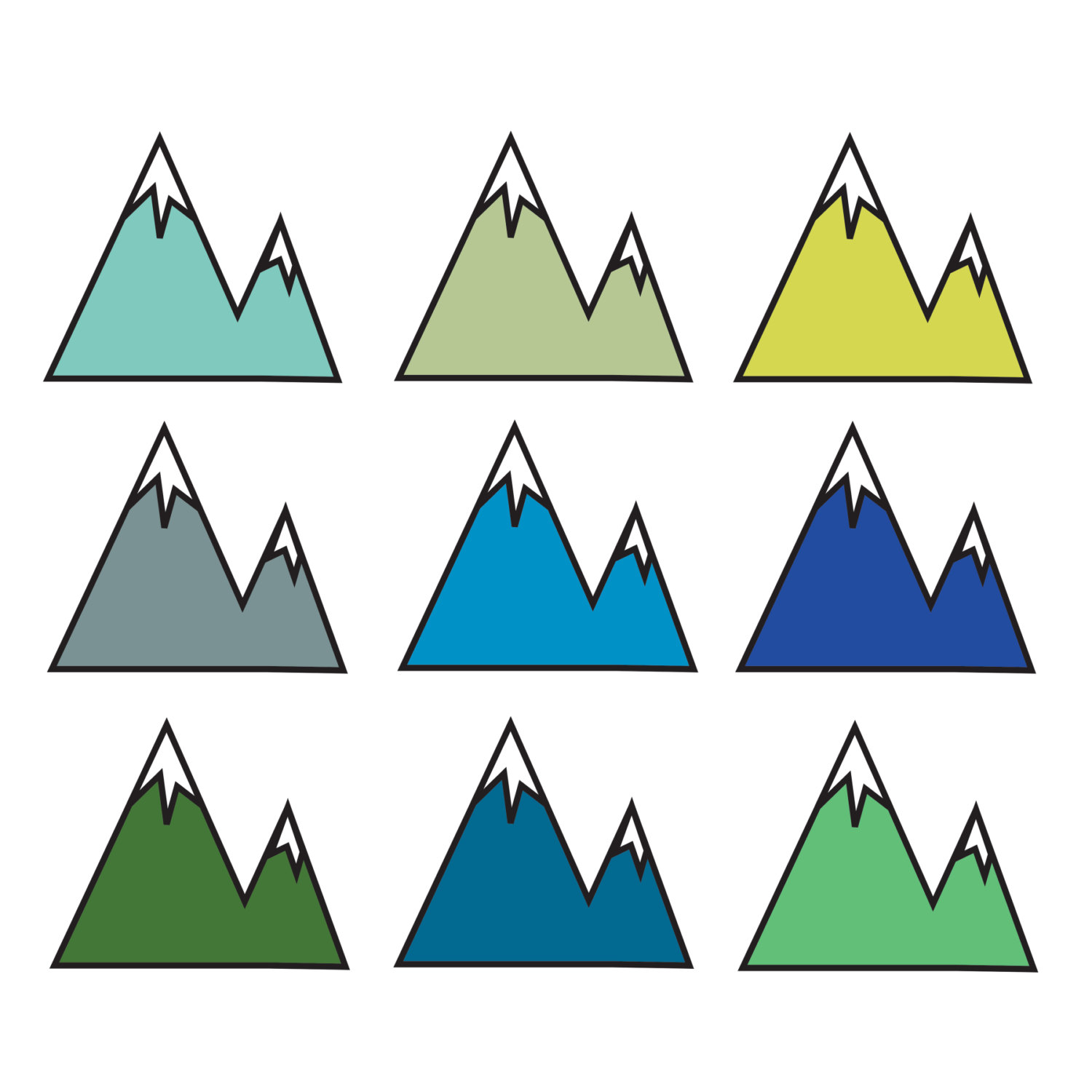 Popular Items For Mountain