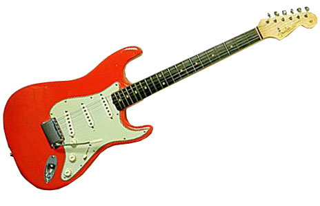 Rock Guitars Clipart