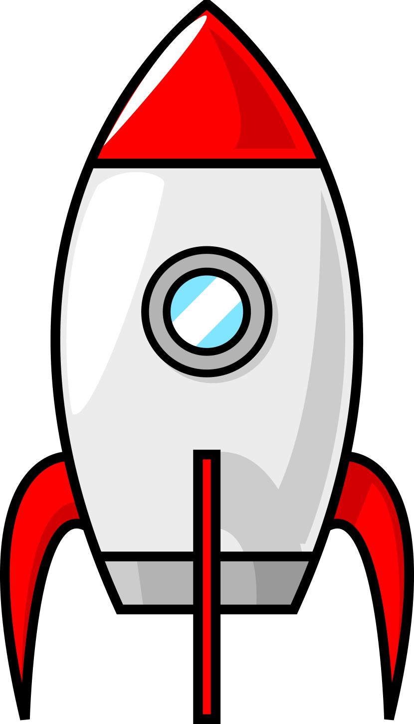 Rocket Free Clipart