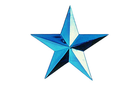 Rounded Star Outline Free