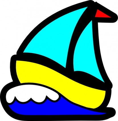 Sailboat Free Vector In Open Office Drawing