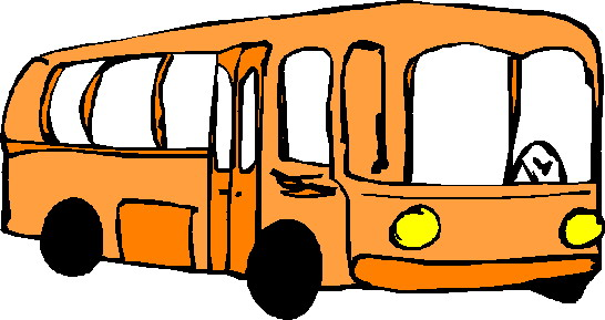 School Bus Free Clipart
