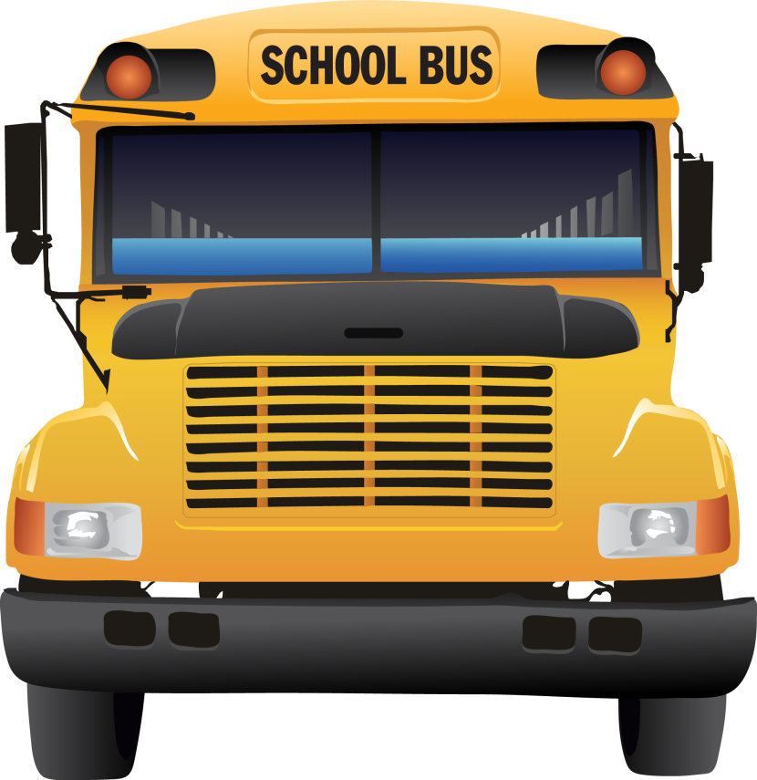 School Bus Free Vector In Open Office Drawing
