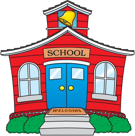 School House Free Clipart