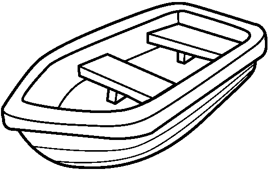 Speed Boat Clipart Black And White Free Clipart